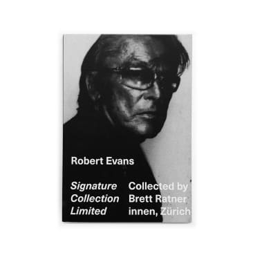 Innen Zines - Robert Evans - Signature Collection Limited