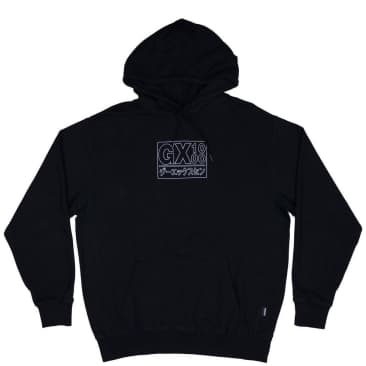 GX1000 Japan Hoodie - Black