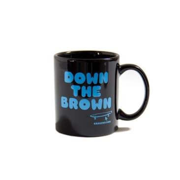 Crailtap Down The Brown Mug