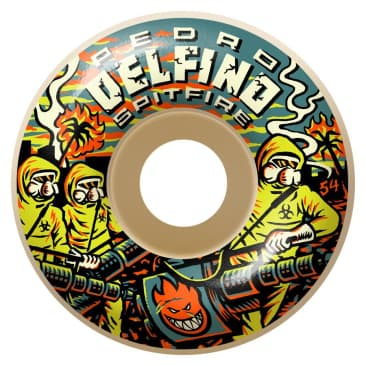 Spitfire Formula Four Wheels Delfino Classic 99a 54mm