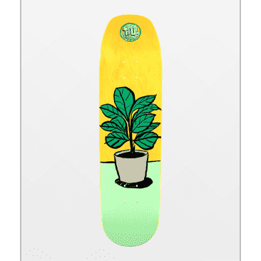 "Transportation Unit - Get Planted Deck (8.5"")"