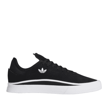 adidas Skateboarding Sabalo Shoes - Core Black / Cloud White / Core Black
