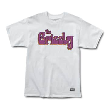 Grizzly - Stage Dive Tee - White