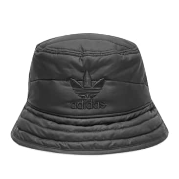 adidas Skateboarding Padded Bucket Hat - Black