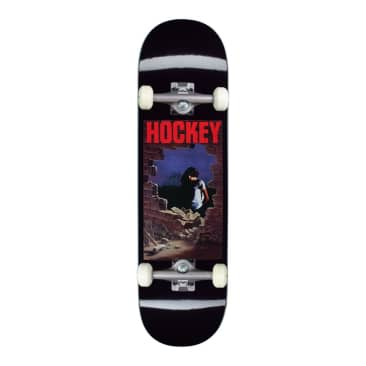 Hockey Skateboards Dawn Donovon Piscopo Complete Skateboard 8""