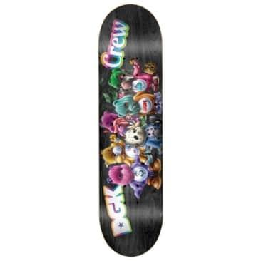 """DGK Crew Skateboard Deck 8.0"""""""