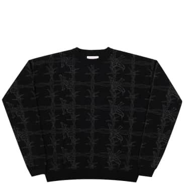 Yardsale Barbera Knit - Black / Black
