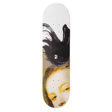 """Poetic Collective - Poetic Collective Half and Half #3 Skateboard Deck 