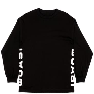 Quasi Corp Long Sleeve T-Shirt - Black