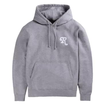 Reception -Core Hooded Sweatshirt - Grey