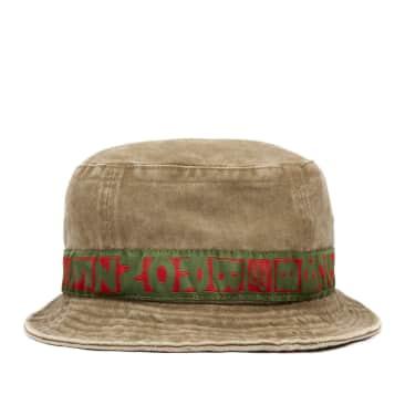 Bronze 56K Bucket Hat - Washed Stone