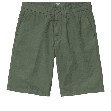 Carhartt WIP Johnson Short - Dollar Green