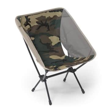 Carhartt WIP Valiant 4 Tactical Chair - Camo Laural/Black