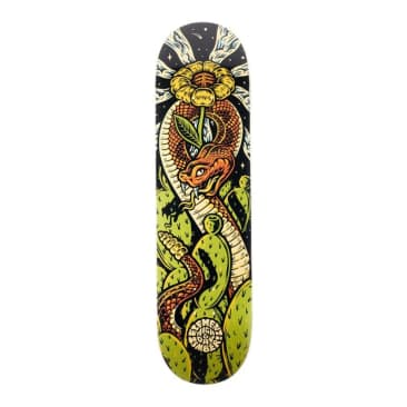 "Element Timber High Dry Snake 8.5"" Deck"