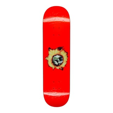 Fucking Awesome Angel Burn Sean Pablo Red Deck - 8.25""