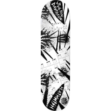 Deathwish Davidson Death War 3000 Deck 8.0