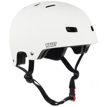 Bullet Deluxe Helmet T35 - Matt White
