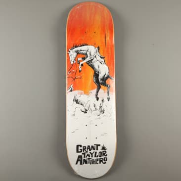 """Anti Hero 'Grant Taylor How The West' 8.5"""" Deck"""