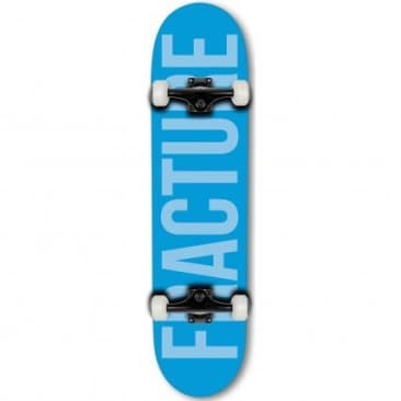 """Fracture Fade Complete Skateboard - 8.25"""""""