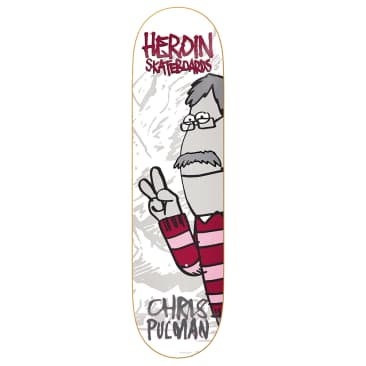 "Heroin | 8.5"" Chris Pulman – Second Coming"