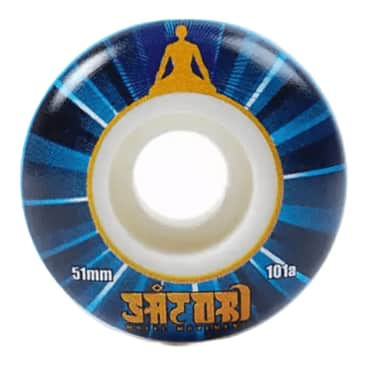 Satori Wheels Illuminating Series Slim Shape 101a 51mm