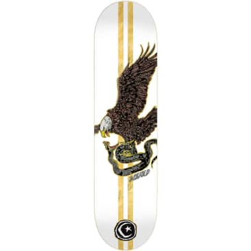 Foundation Servold Eagle White Deck (8.75)