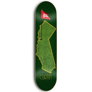 Skate Mental Curtin Golf Skateboard Deck 8.25""