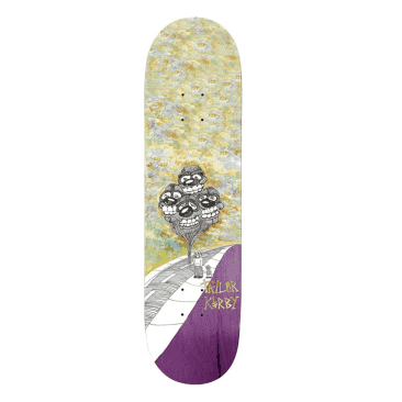 "DeathWish - Kirby Mice & Men Deck (8.25"")"