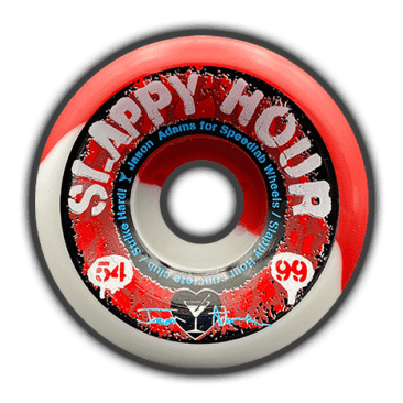 Speedlab Wheels Slappy Hour Jason Adams Pro 99A - 54mm