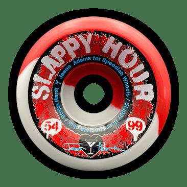 Speedlab Wheels Slappy Hour Jason Adams Pro 99A - 54mm