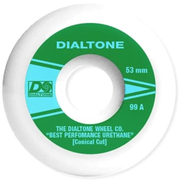 Dial Tone Wheels Atlantic Conical 53mm