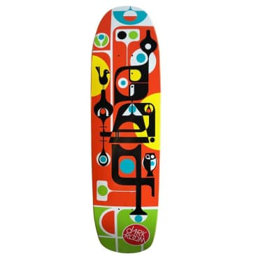 Darkroom Microcosm Shaped Deck 8.625""