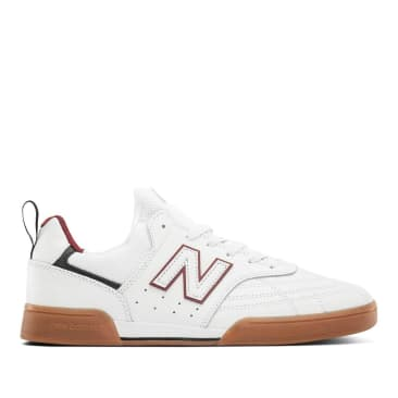 New Balance Numeric 288 Sport White/Red