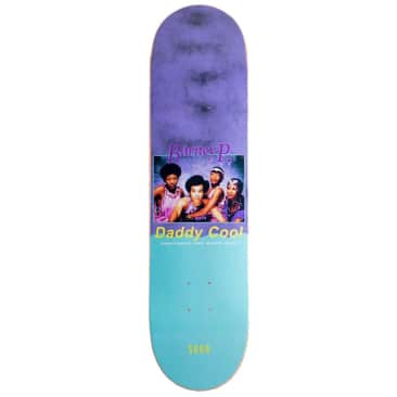 Sour Solution - Barney - Barney P - Skateboard Deck - 8.25""