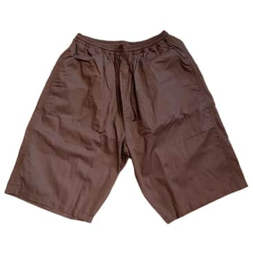 Southside 94 Script Short Brown