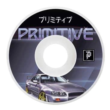 Primitive RPM Team Wheels 54mm 101a
