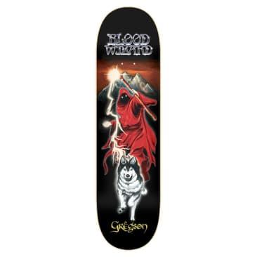 """Blood Wizard - Gregson Lone Wolf Deck (8.5"""")"""