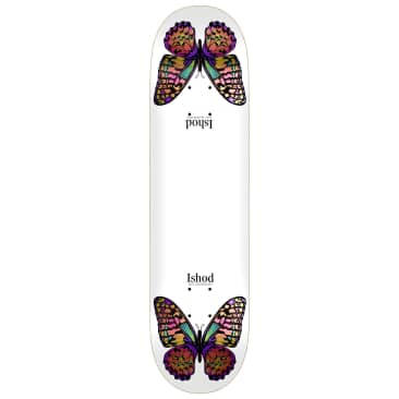 Real Ishod Wair Monarch Twintail Deck White