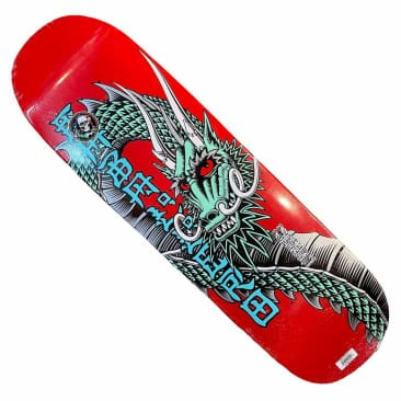 Powell Peralta Deck Caballero Ban This 10 9.265 Red