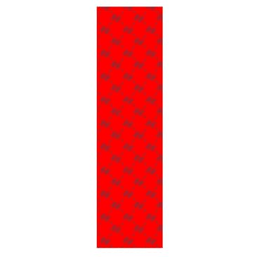 Grizzly Lap of Luxury Griptape Sheet - Red