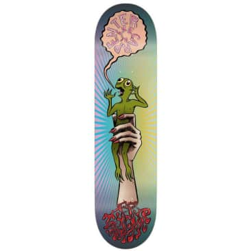 "Toy Machine - Blake Carpenter Turtle In Hand Deck (8.25"")"