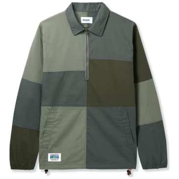 Butter Goods Patchwork Jacket - Army