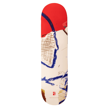 """Poetic Collective - Poetic Collective Collage #2 Skateboard Deck 