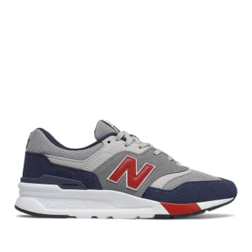 New Balance 997H Shoes - Team Red / Pigment