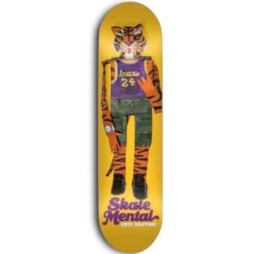 Skate Mental - Koston Tiger Deck