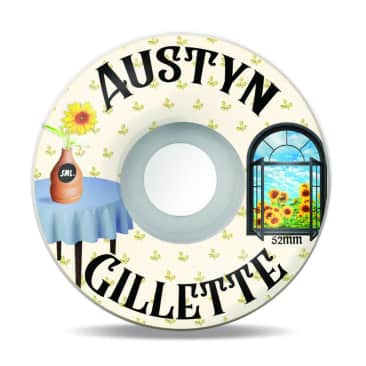 SML. Wheel Co. Austyn Gillette Still Life OG Wide 52mm 99a