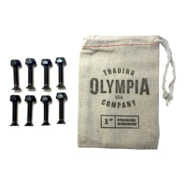 "OLYMPIA SUPPLY 1"" STANDARD HARDWARE"