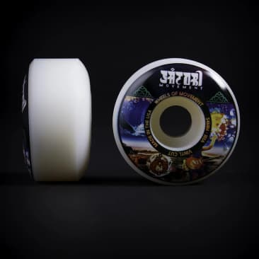 Satori Vinyl Series Vinyl Shape 101a Wheels