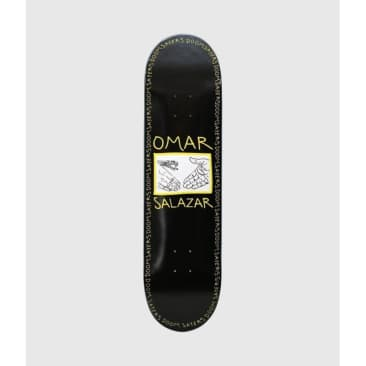 Doomsayers Club Omar Snake Shake Skateboard Deck 8.4""