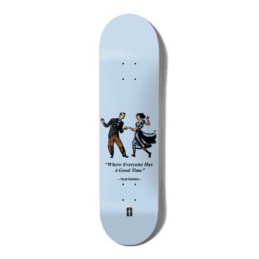 """Girl Skateboards - 8.375"""" Tyler Pacheco Good Time One Off Deck"""